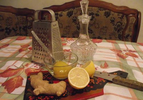 erecția tincturii de lămâie)