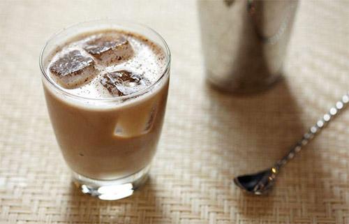 Быстрый рецепт кофейного ликера